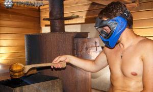 Изготовление и монтаж печи из трубы для бани