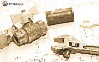Как выбрать муфтовую арматуру для проведения водопровода