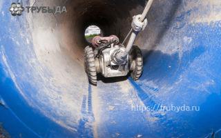 Принципы проведения телеинспекции канализационных труб