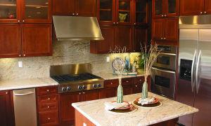 Можно ли спрятать трубу от вытяжки на кухне и как это сделать