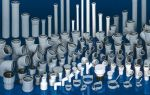 Разновидности канализационных труб и фитингов