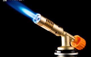 Как выбрать и эксплуатировать горелку для пайки медных труб