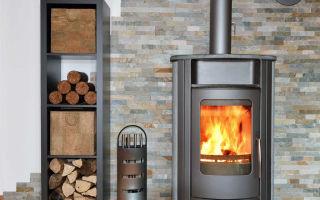 Как изготовить и установить дымоход для печи длительного горения