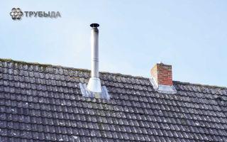 Что нужно знать об изготовлении и установке металлического дымохода