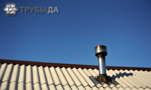 Можно ли своими руками сделать дымоход из стальной трубы