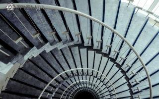 Как изготовить лестницу из профильной трубы своими руками