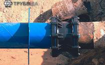 Как надежно соединить чугунную канализационную трубу с пластиковой?