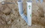 Как проводить монтаж пластиковых труб для канализации