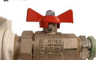 Какие функции выполняют краны для радиатора отопления