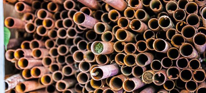 Труба чугунная водопроводная напорная ГОСТ 9583 75