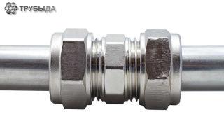 Что нужно учитывать при выборе обжимных фитингов для стальных труб