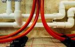 Прячем трубы для отопления разными способами в частном доме