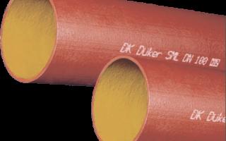 Особенности безраструбной чугунной канализации sml и других видов чугунных труб