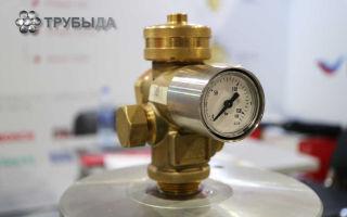 Принципы выбора и установки клапана сброса избыточного давления