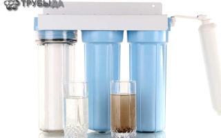 Виды водопроводных фильтров для очистки воды
