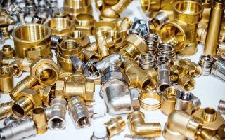Что нужно учитывать при выборе латунных фитингов для ПНД труб