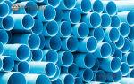 Виды и монтаж пластиковых труб для скважин
