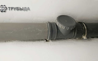 Где применяется труба канализационная 110 мм