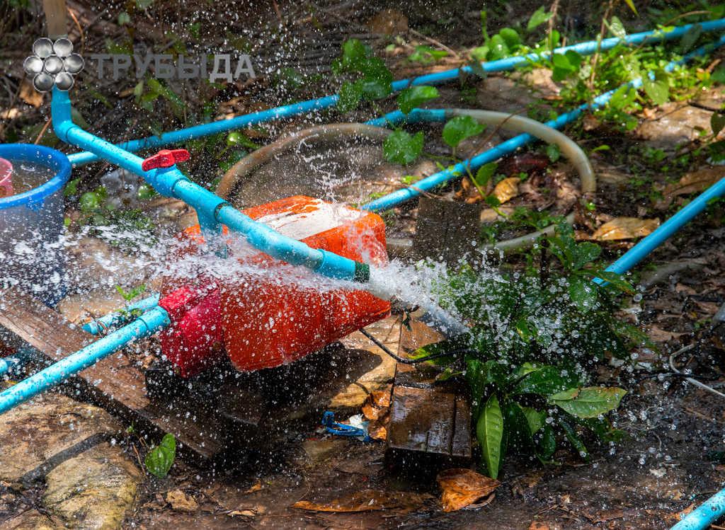 Водопровод летний