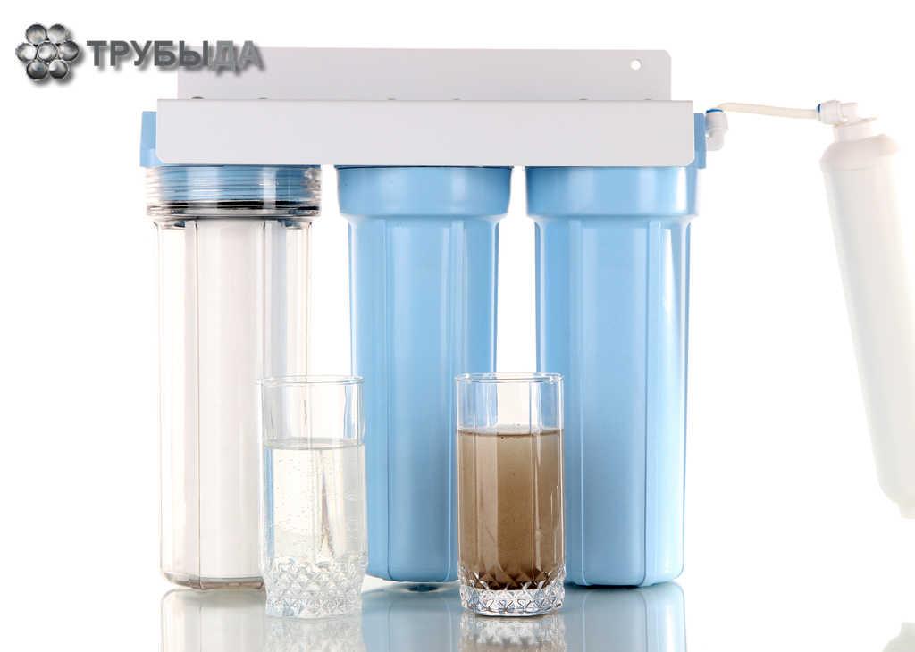 Фильтр для водопроводной очистки