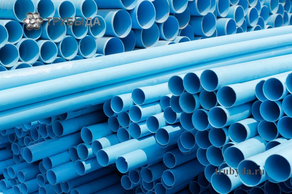 Обсадная труба из пластика