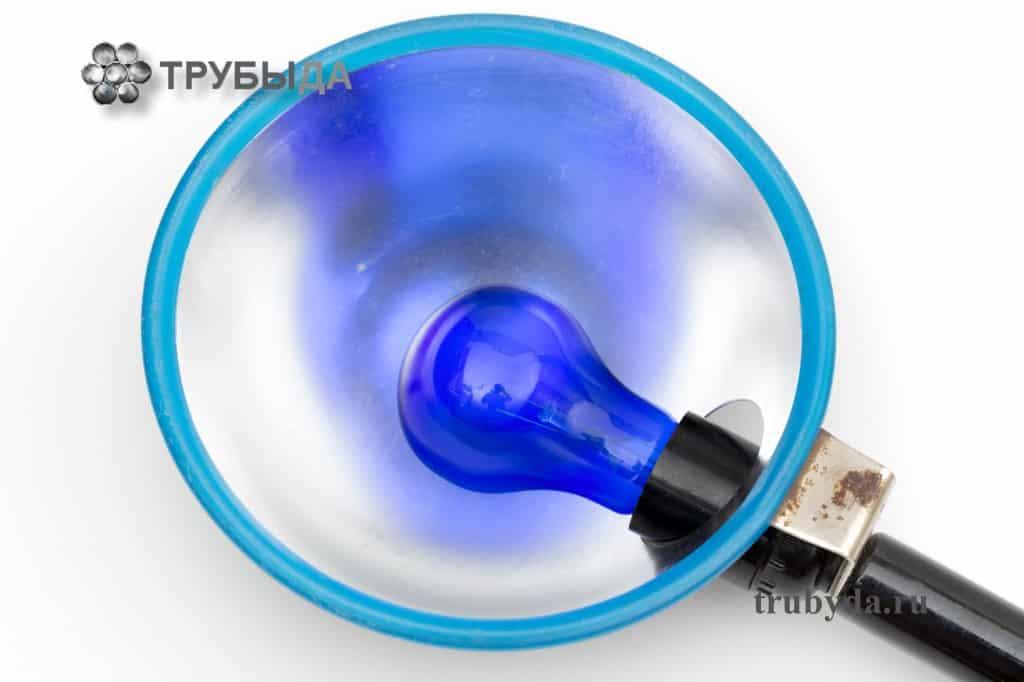 Воздействие ультрафиолетового света